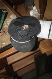 1920'S KNIGHTS TEMPLAR MOSANIC HATS