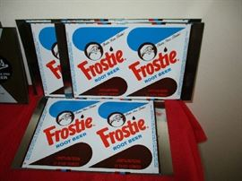 FROSTIE ROOT BEER CAN SHEETS
