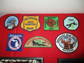 HUNTING PATCHES