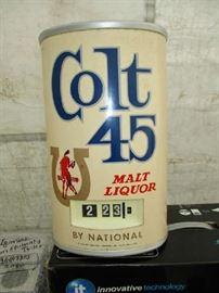 COLT 45 CLOCK