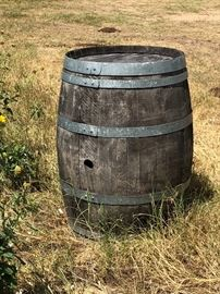 Tara Winery  - Wine Barrel $220 (If you are interested in this specific item, please contact Beth at (903) 286-6862 to arrange a pickup/purchase time as this item is located off-site.  Thank you, serious inquiries only.)