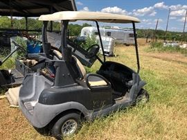 Club Car - Needs Batteries
