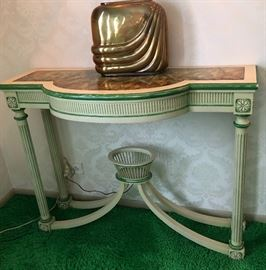 Pair of Vintage Console tables