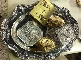 Collectible metal boxes
