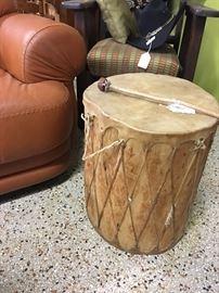 Authentic drum indian