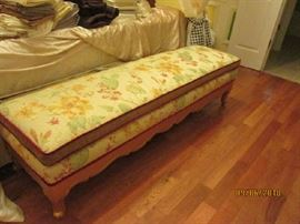 6' BED BENCH