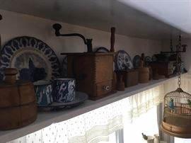 Kitchen primitives