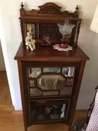 Beautiful small cabinet