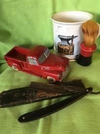 Blacksmith Occupational shaving mug