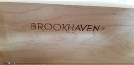 Quality built-in cabinetry by Brookhaven