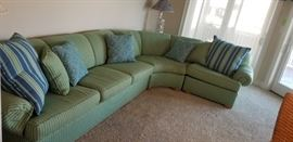 Super sectional sofa