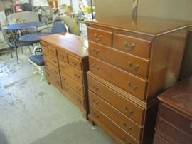 Pair of dressers