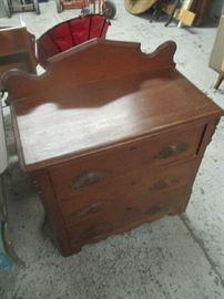 Small Victorian dresser