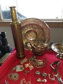 Antique Brass Scope