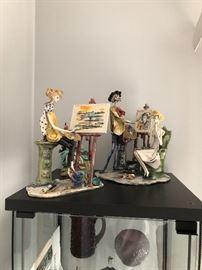 Capodimonte Figures