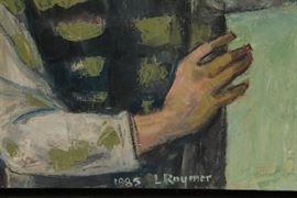 Lester Raymer