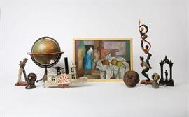 October 11th Fine Art + Antique Auction