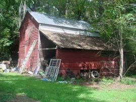 """The other """"new barn"""" that is """"only"""" 70 years old."""