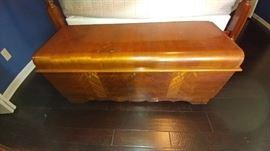 Cedar chest sold
