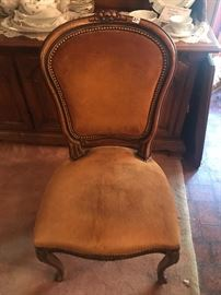 Vintage Country French Chair