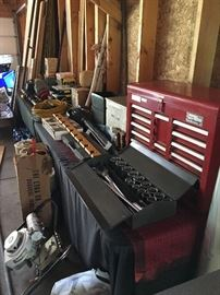 Lots of great garage items