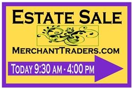 Merchant Traders Estate Sales, North Barrington, IL