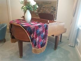 Yamaha Baby Grand. 1961 Model, Great Condition