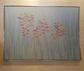 Robert Greenough (1917-2010). Abstract