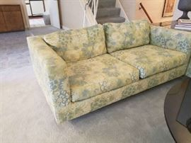Dunbar Sofas. Loveseat and Sofa. Clean condition