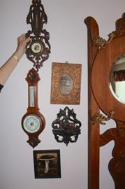 Art, Clocks and Wall Gauges