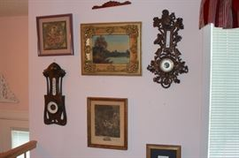 Art, and Wall Gauges