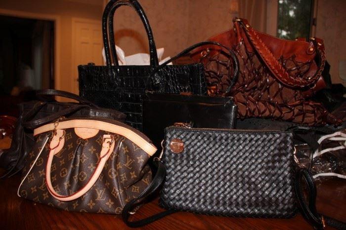 Assorted Handbags