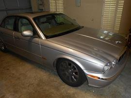 2004 Jaguar XJ8  4 Door                                                                    Mileage:  49,436