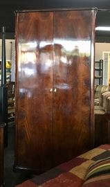 Matching 8' Armoire