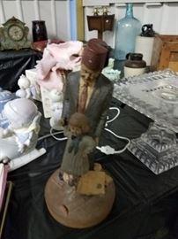 Tom Clark Shriner figure
