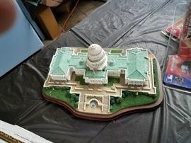 Danbury Mint Capitol