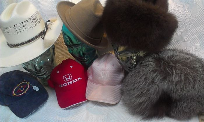 HATS: Fur, wool & fabric + MORE TO COME after Features