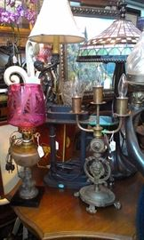 Assortment of lamps + MORE TO COME after Features