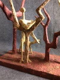 Carol Hershman original sculpture