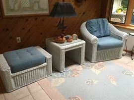 Henry Link Wicker Furniture