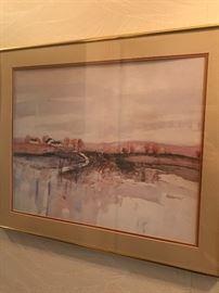 Ackerman Watercolors