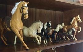 Horse Figurines