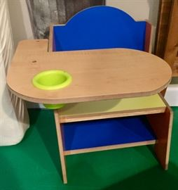Child's Desk Chair