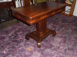 Exquisite antique table