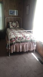 Antique Iron beds #3