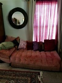 Fabulous fainting couch