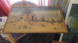 Oil paintings vintage art antique pictures