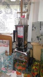 Vita mix juicer