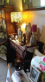 Antique furniture quilts China rugs this sale has it all