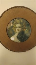 Vintage lithographs